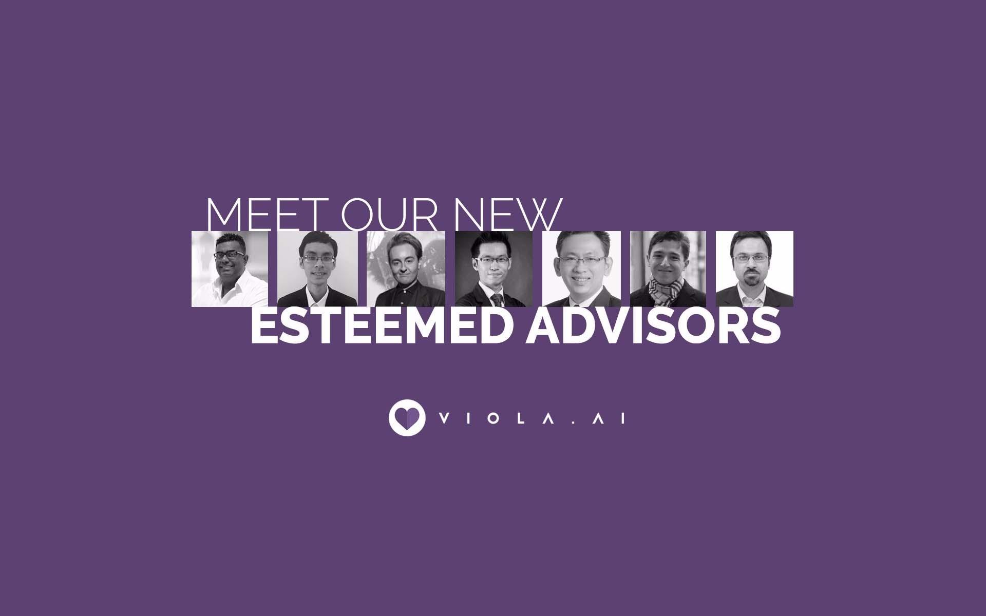 7 More Serial Entrepreneurs, Blockchain and Crypto Experts Join Viola.AI Advisory Board