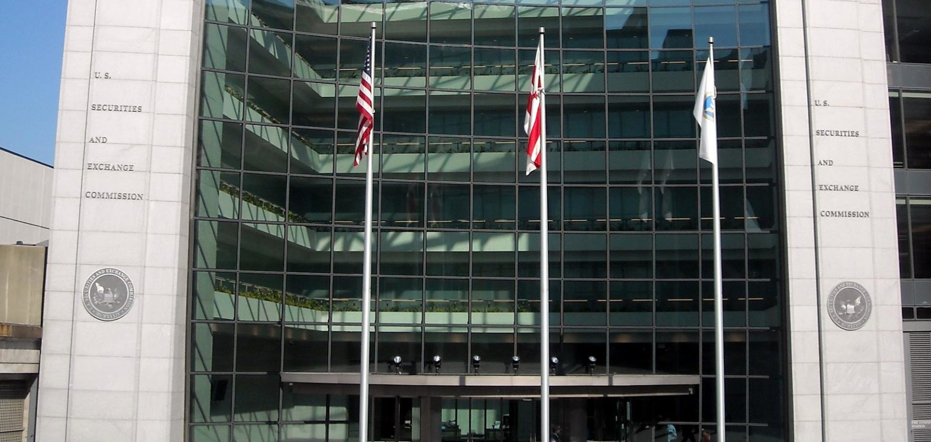 SEC headquarters government shutdown