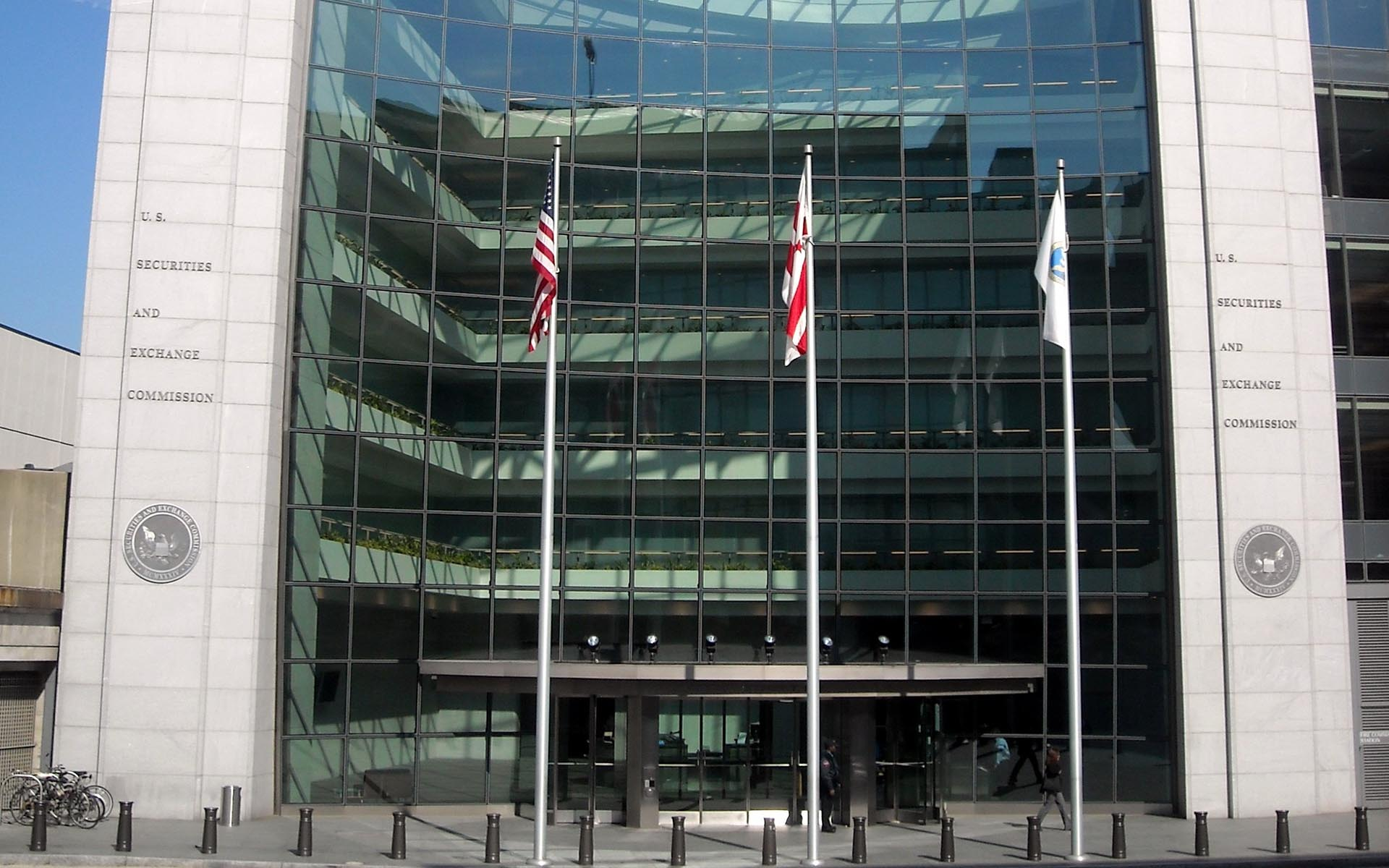 SEC headquarters government shutdown