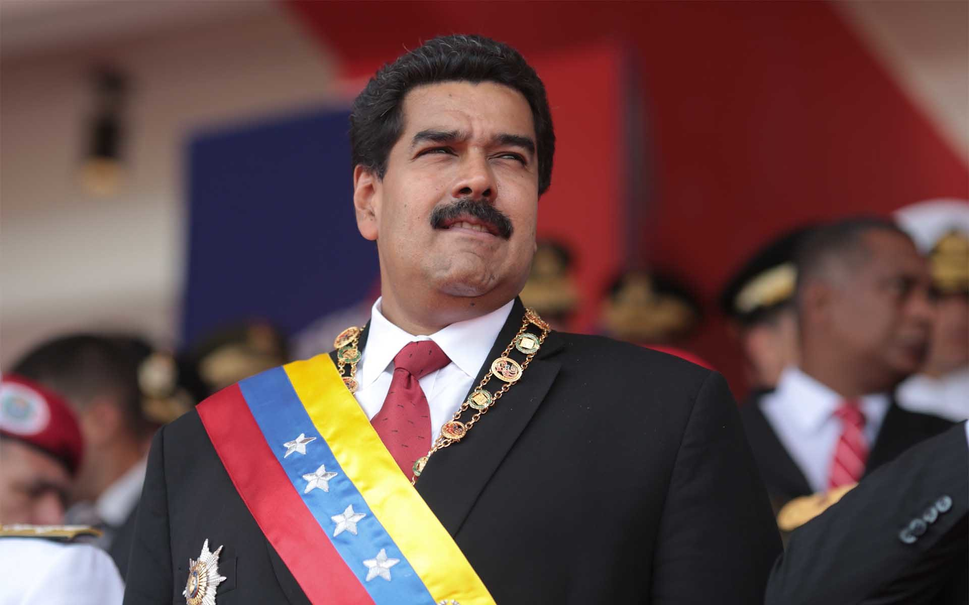 Venezuelan president arrives in Moscow seeking support