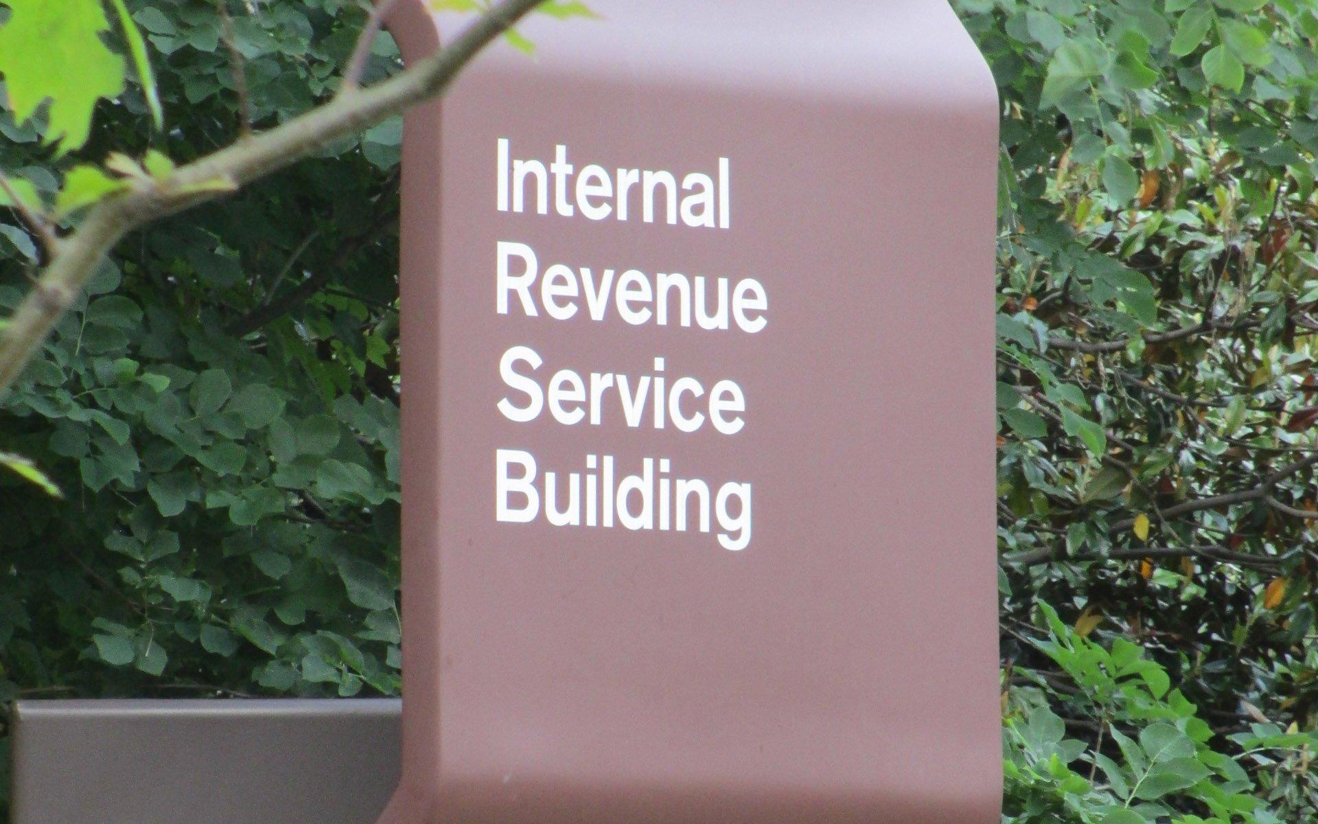 IRS crypto tax