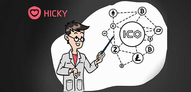Hicky - Blockchain Based Dating App to Verify Super Secure Connection Experience