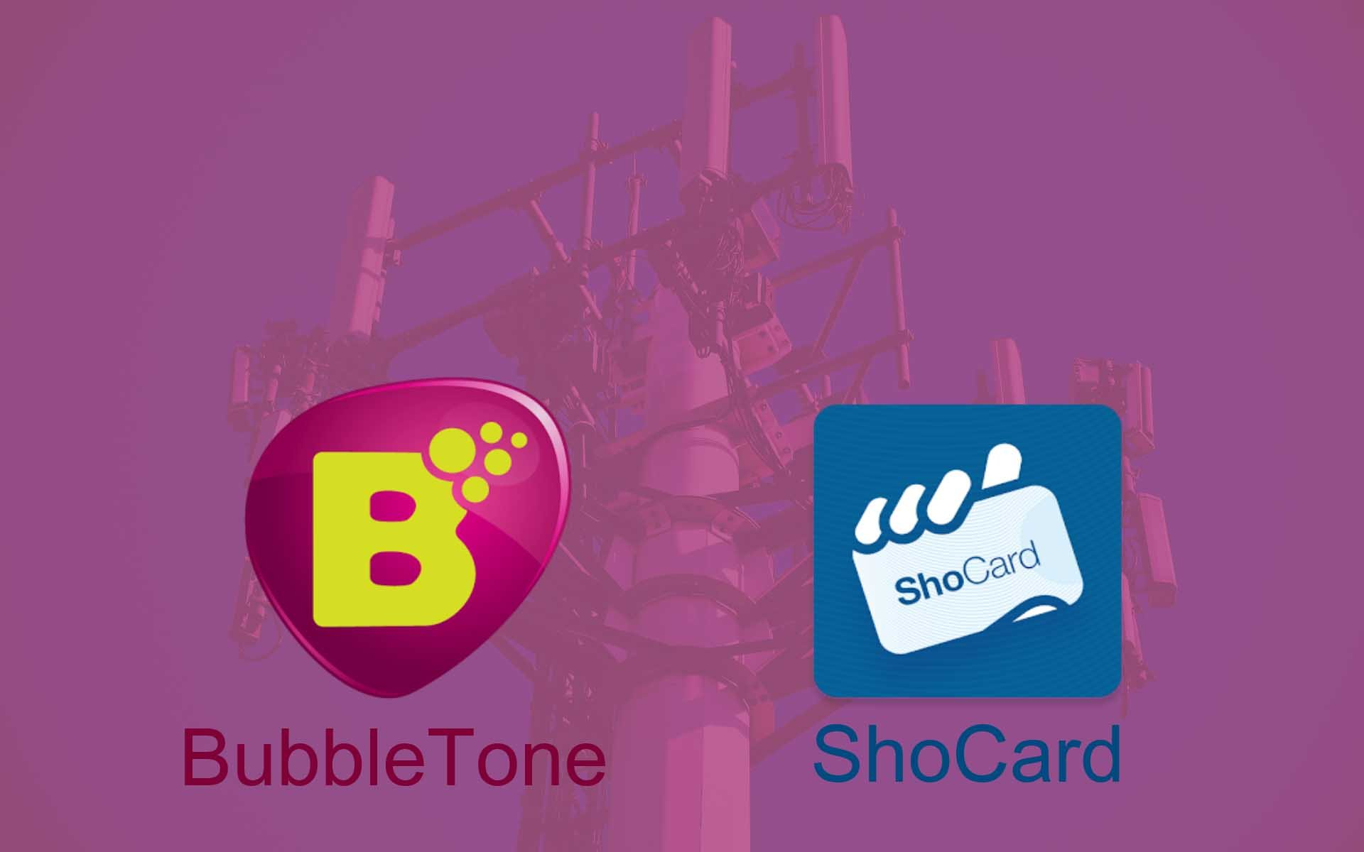 BubbleTone and ShoCard Partner to Provide Advanced Identification For Decentralized Telecom