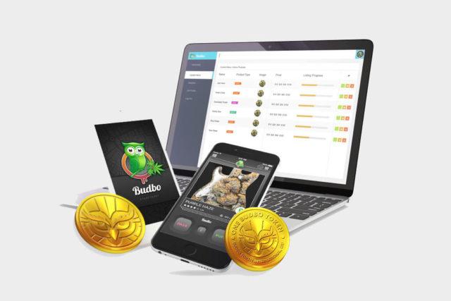 Bud on the Blockchain