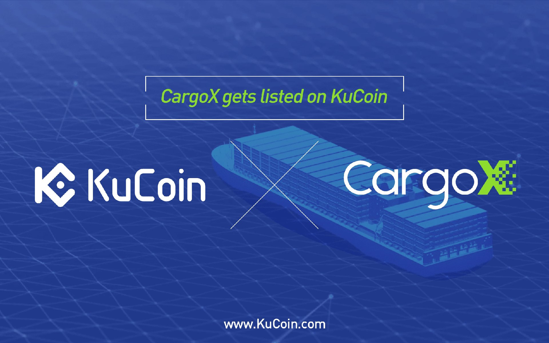 CargoX Gets Listed On KuCoin