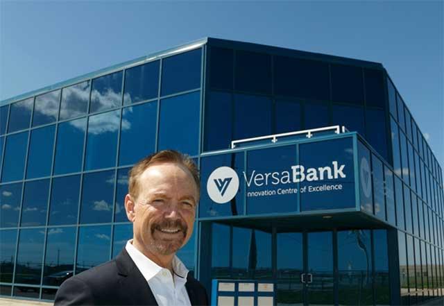 Canada's VersaBank Inc.