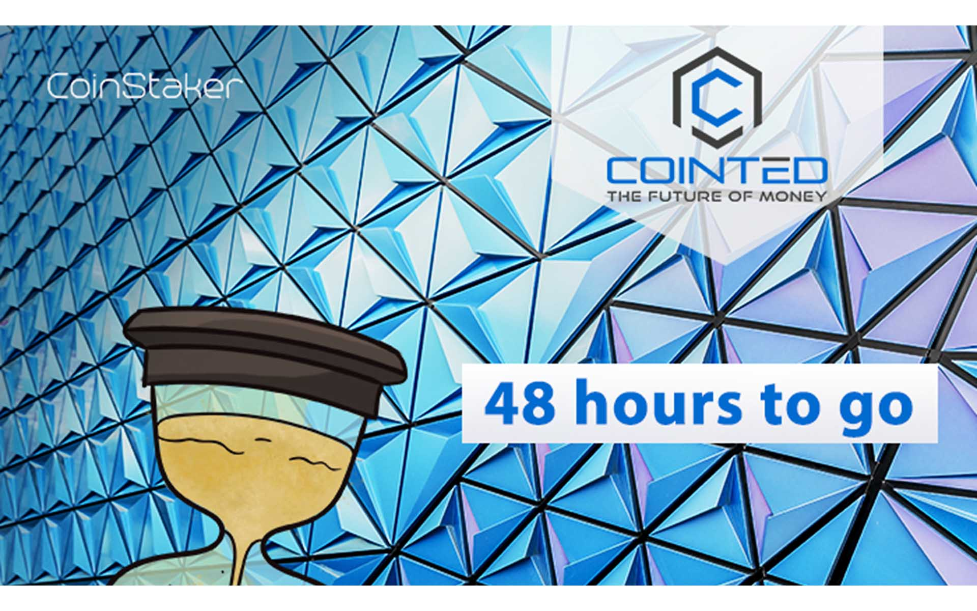 Cointed ICO Only 48 Hours Left