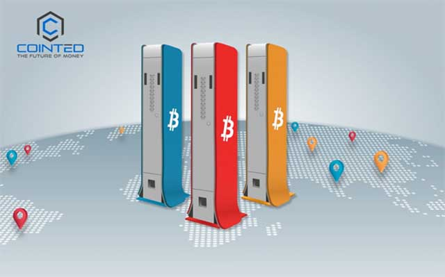 Crypto ATMs