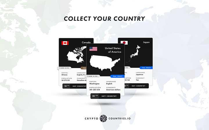 Crypto Countries