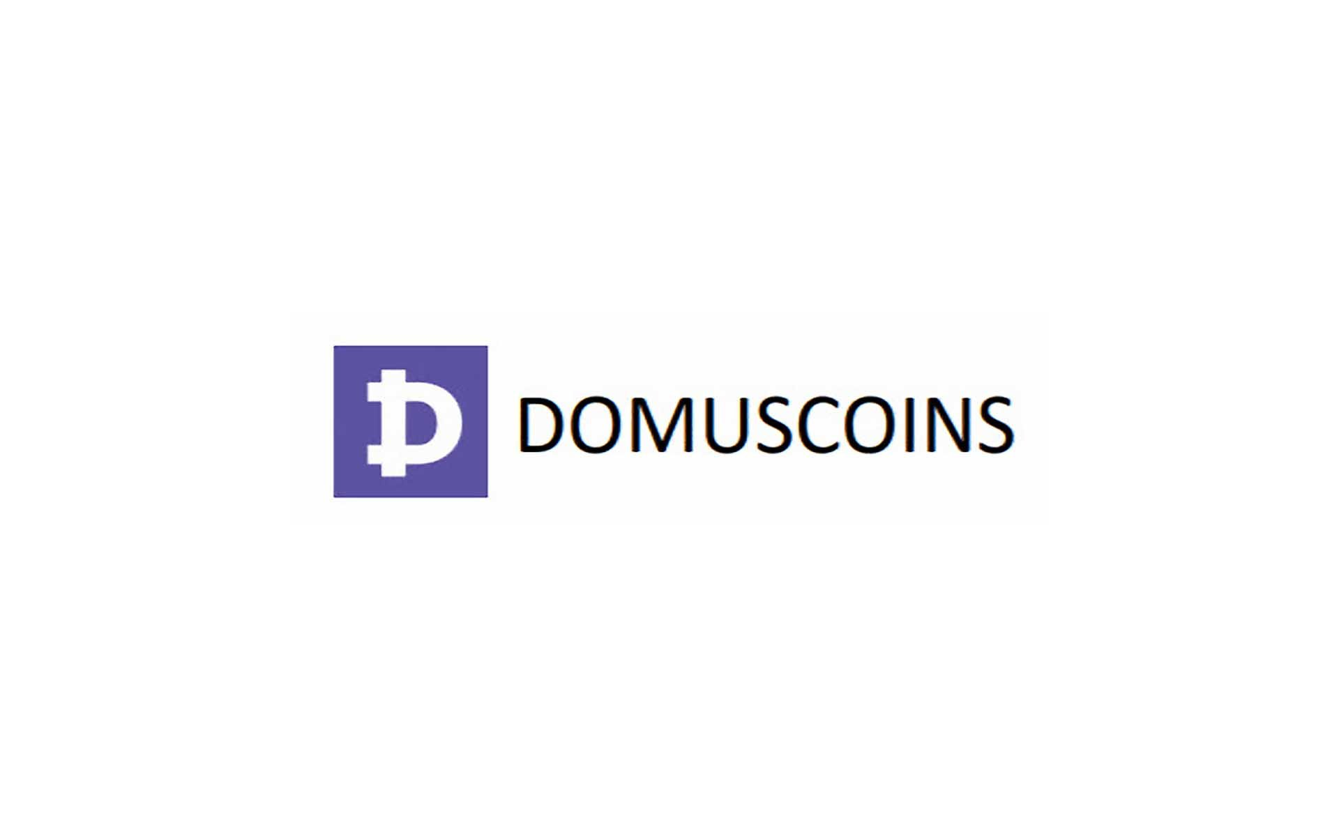 DomusCoins Ready To Launch ICO – New Crypto Platform Backs its Cryptocurrency With Existing Real Estate Properties