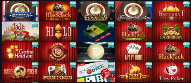 ETH Casino Games