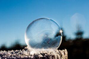 ICO boom bubble