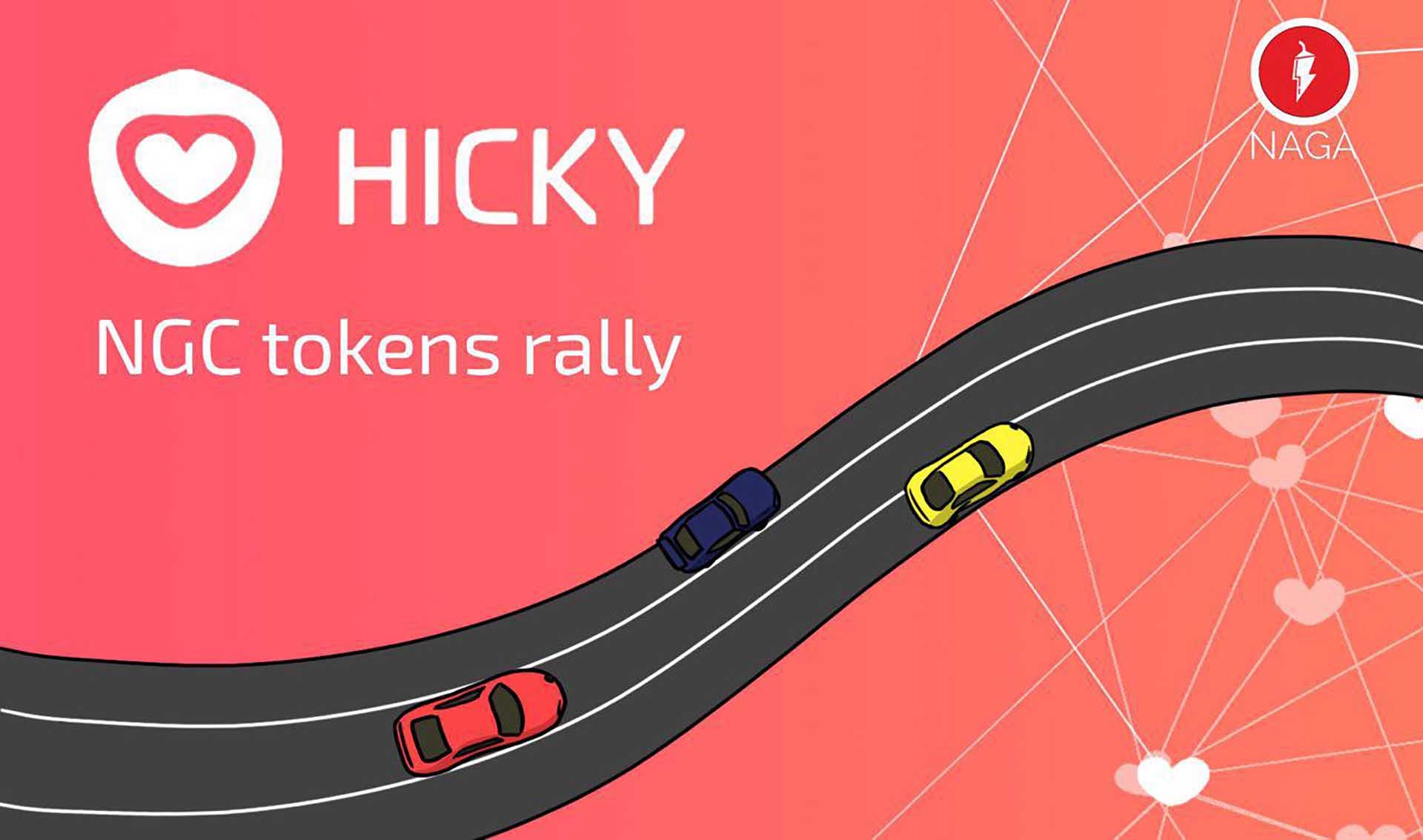 Buy HKY Tokens and Win up to 10K NGC (NAGA TOKENS=1$) for Free!