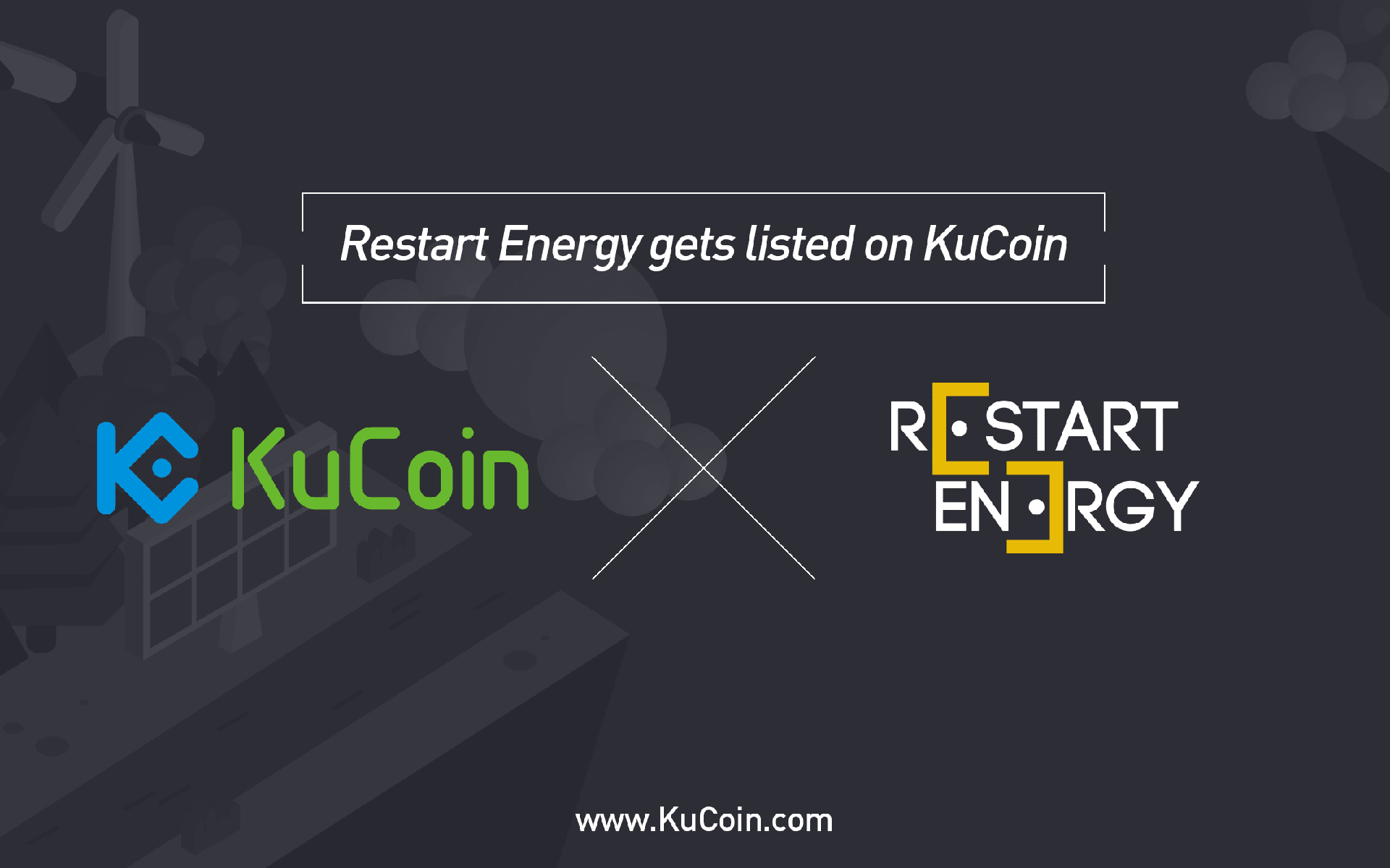 Restart Energy (MWAT) Gets Listed on KuCoin
