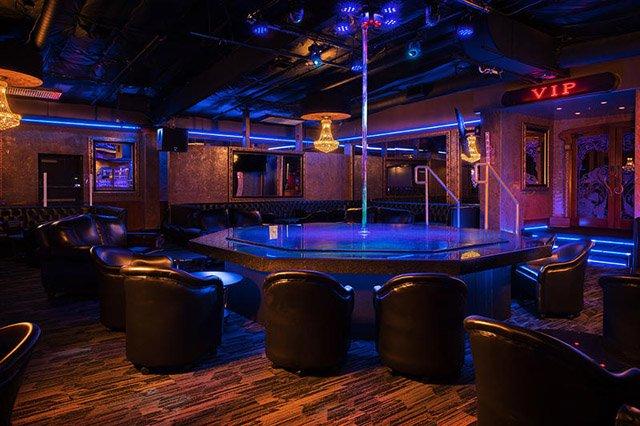 Legends Room strip club