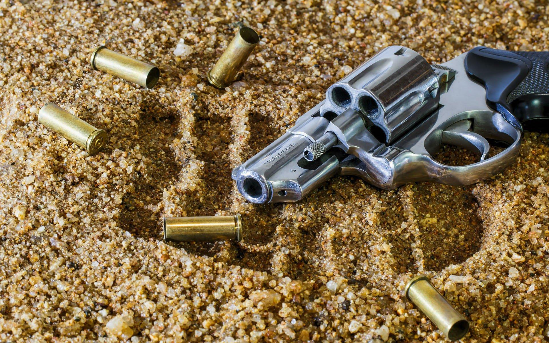 Blockchain impact gun control
