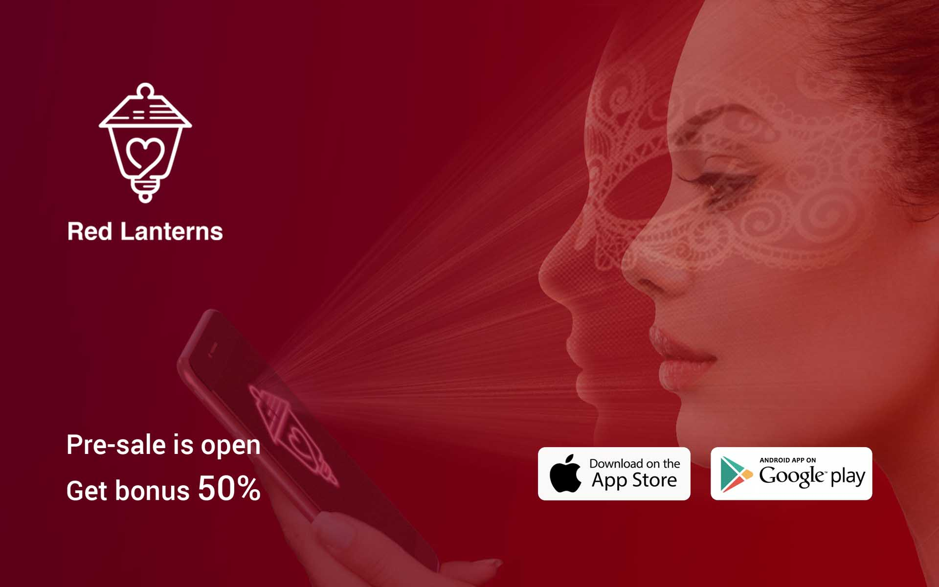 Let's Talk About Sex! Red Lanterns Launches Pre-ICO on Valentine's Day