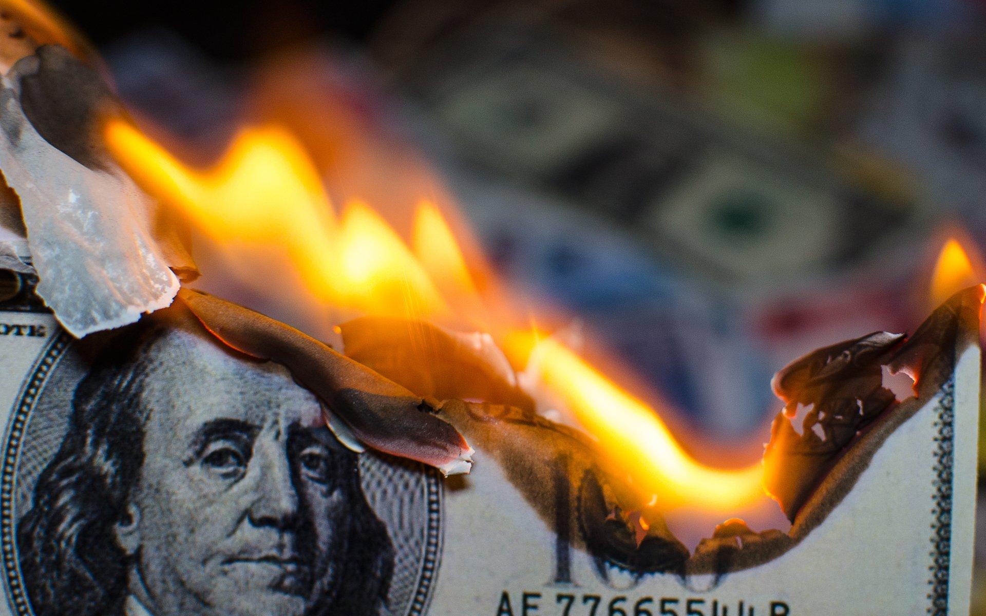 Cashless war on cash