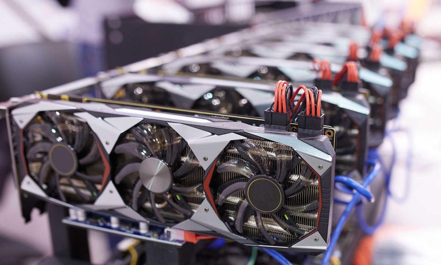 Crypto Mining Causing GPU Price Gouging, Even in Bundles