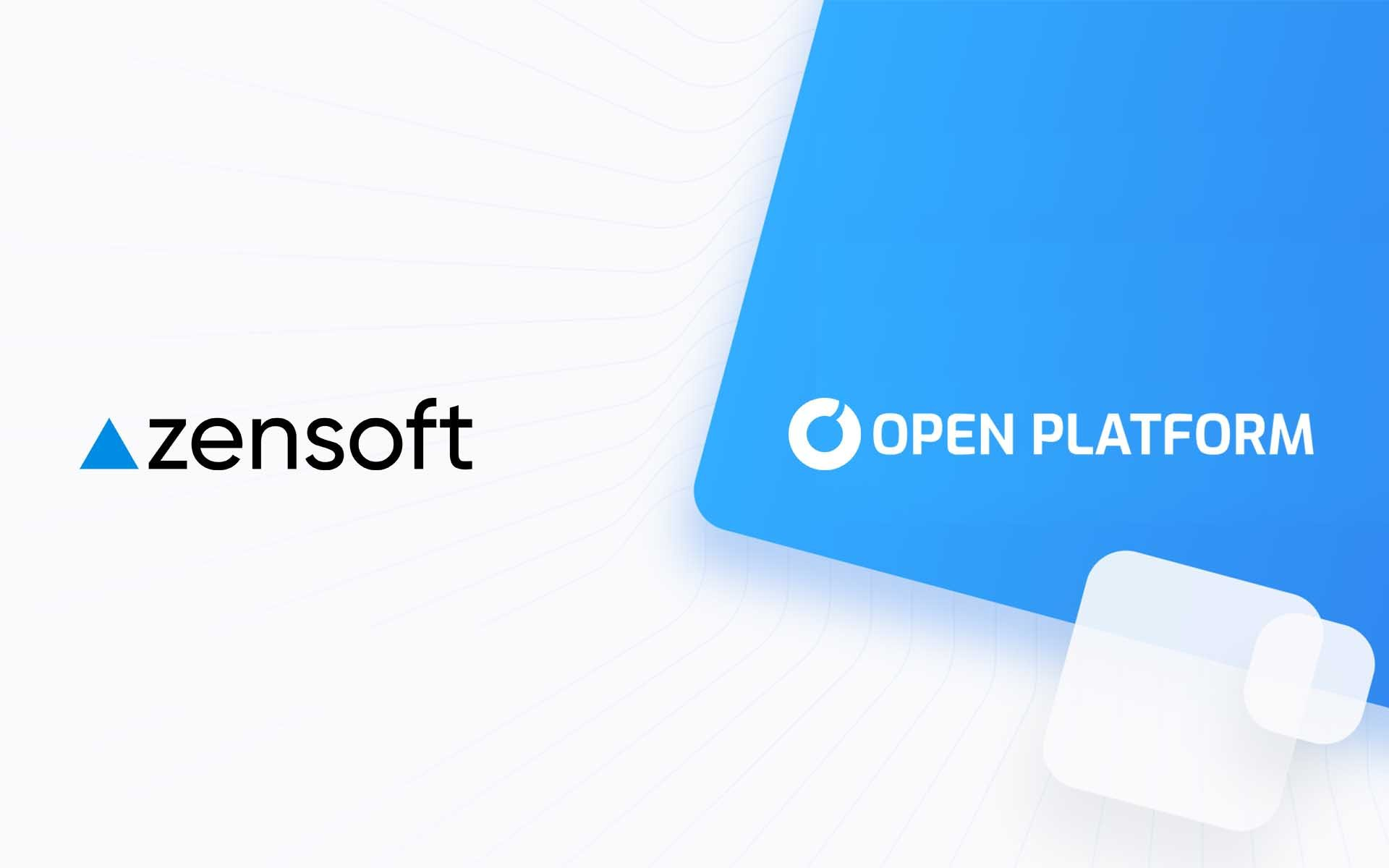 ZenSoft and OPEN Partner for Cryptocurrency Acceptance