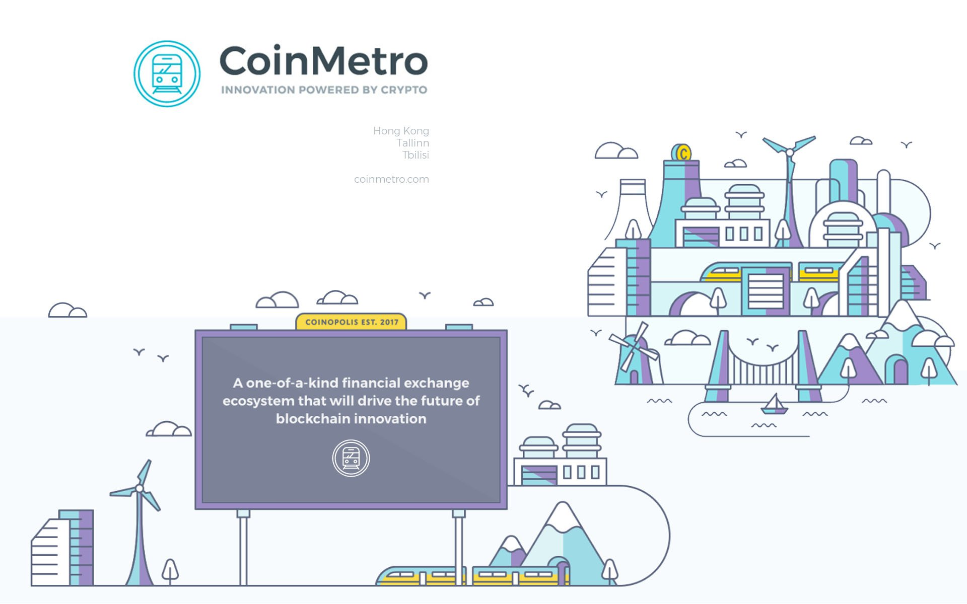 Final Call to Board the CoinMetro ICO – the Future Fintech Platform for Blockchain