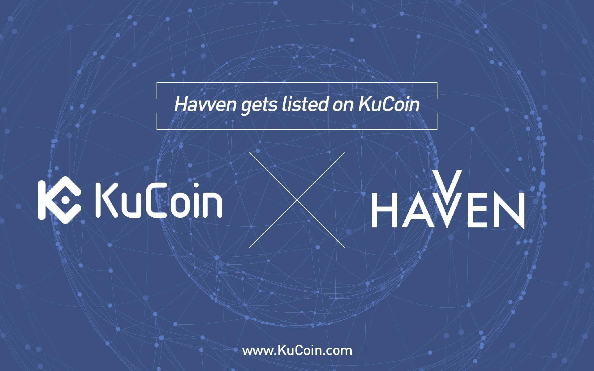 Havven (HAV) Gets Listed on KuCoin!