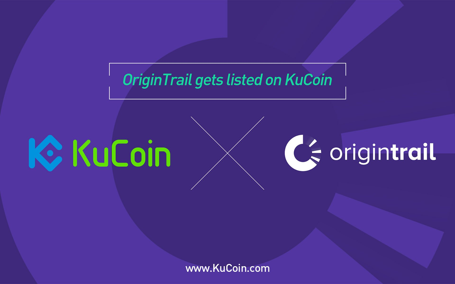 OriginTrail(TRAC) Gets Listed on KuCoin!