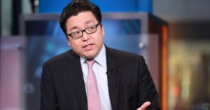 Tom Lee Futures Bitcoin price