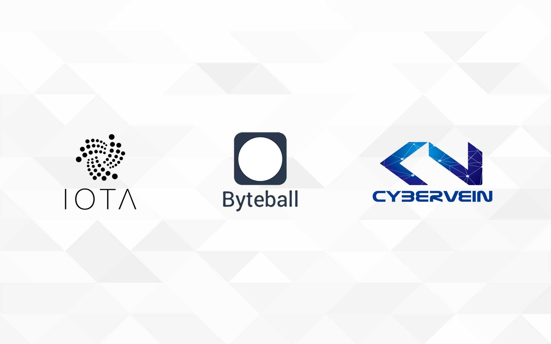 CyberVein Competing Against IOTA and Byteball? It's Not Just That
