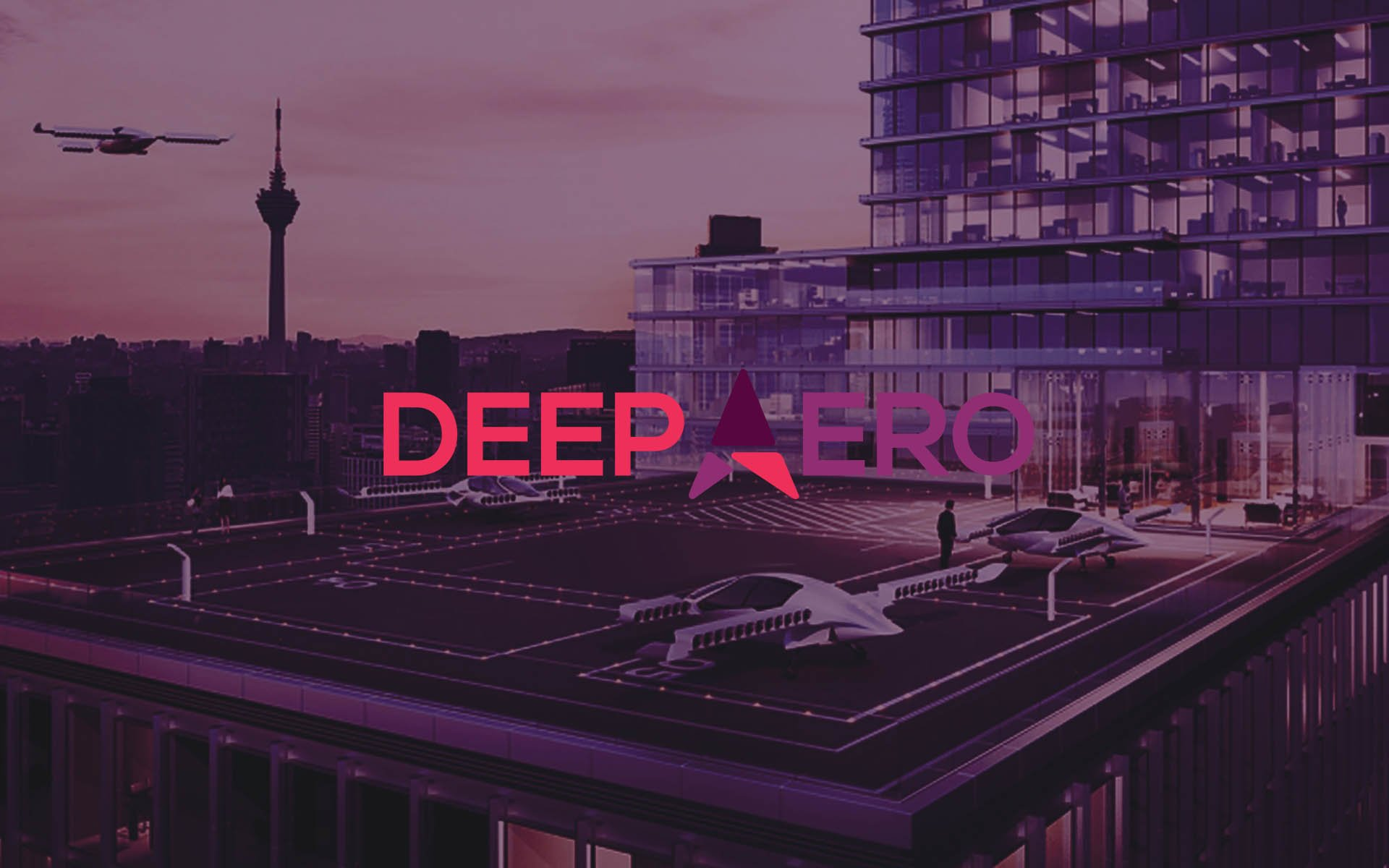 DEEP AERO (DRONE) Token will power the AI Driven Drone Economy on the Blockchain