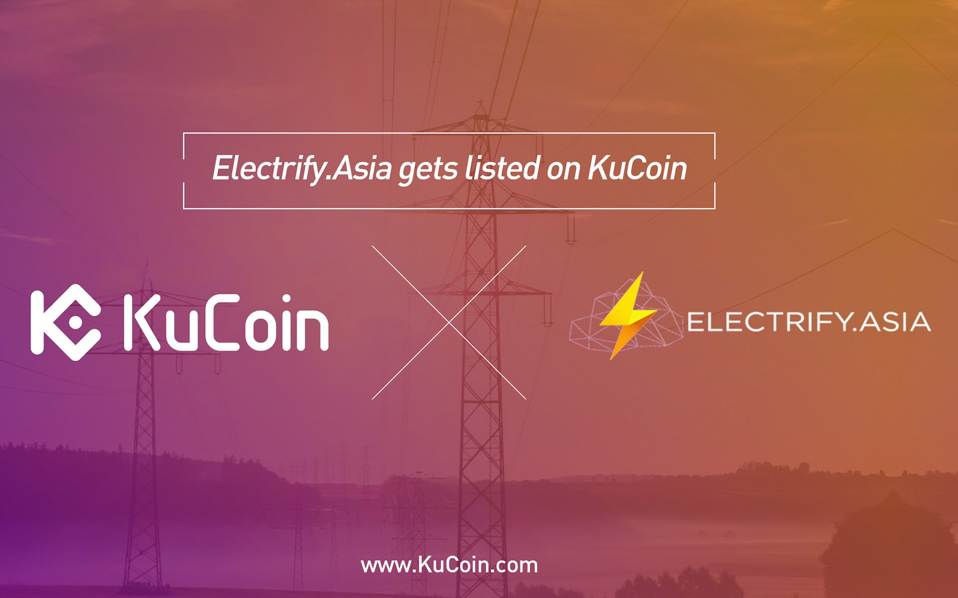 Electrify.Asia (ELEC) Gets Listed on KuCoin!