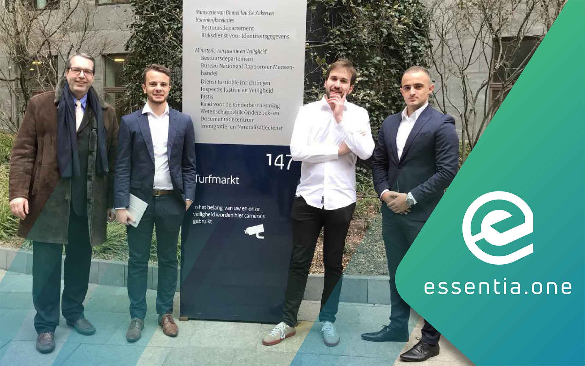 The Netherlands Examining Essentia's Proposal for Blockchain-Based Border Control