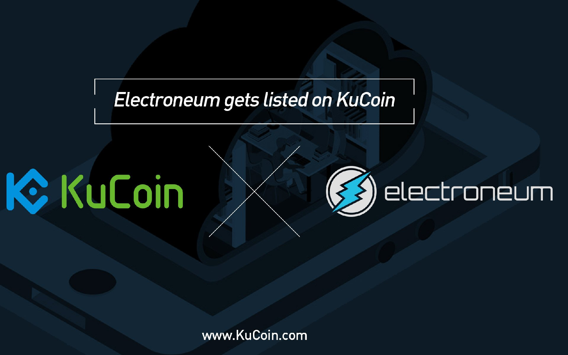 Electroneum (ETN) Gets Listed On KuCoin