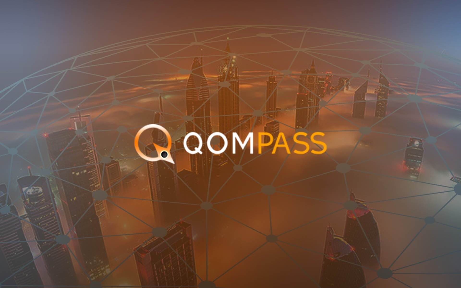Qompass Announces Airdrop Ahead of Their ICO Pre-Sale Setting The Stage For A Buying Frenzy As They Launch Revolutionary Blockchain Applications & API With Unique User Benefits