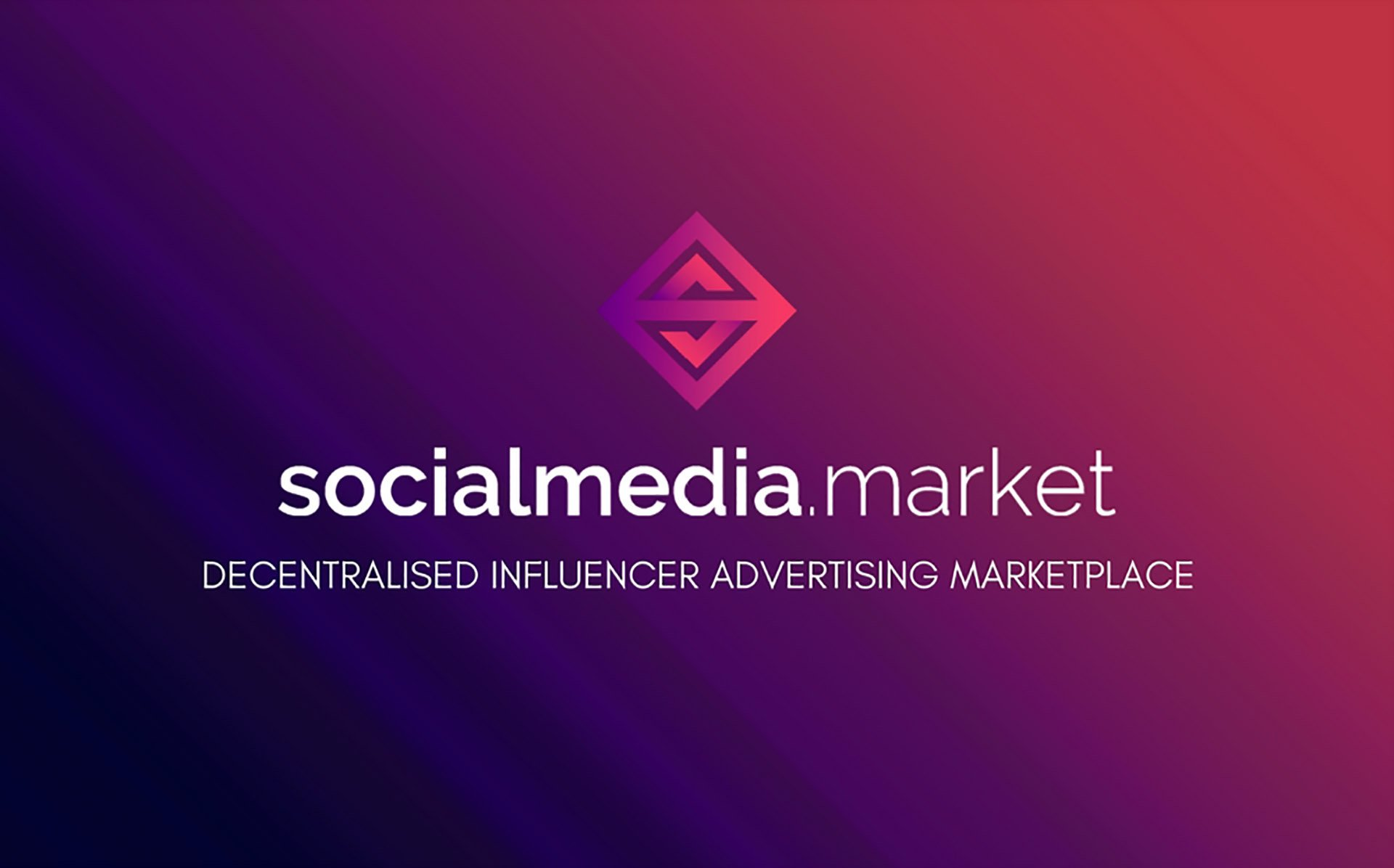 SocialMedia.Market Concludes Their Successful ICO as They Prepare to Launch Their Full Platform This Fall