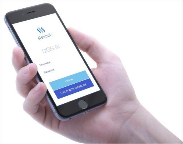 Steemit blockchain-based social media platform