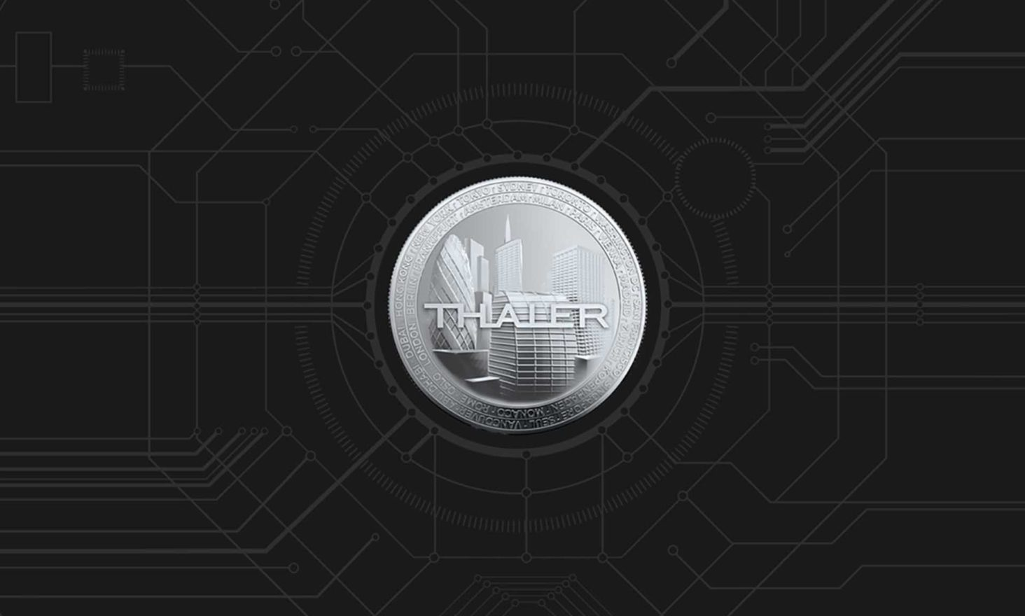 Thaler.One, Blockchain-Based Investment Fund, to Change How Tokens Work with New $5bln Real Estate Investment Platform