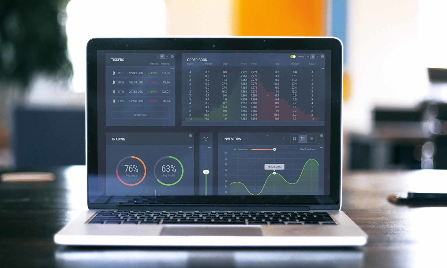 As it stands right now, every cryptocurrency trading platform on the market is made for programmers, not for traders — until now.