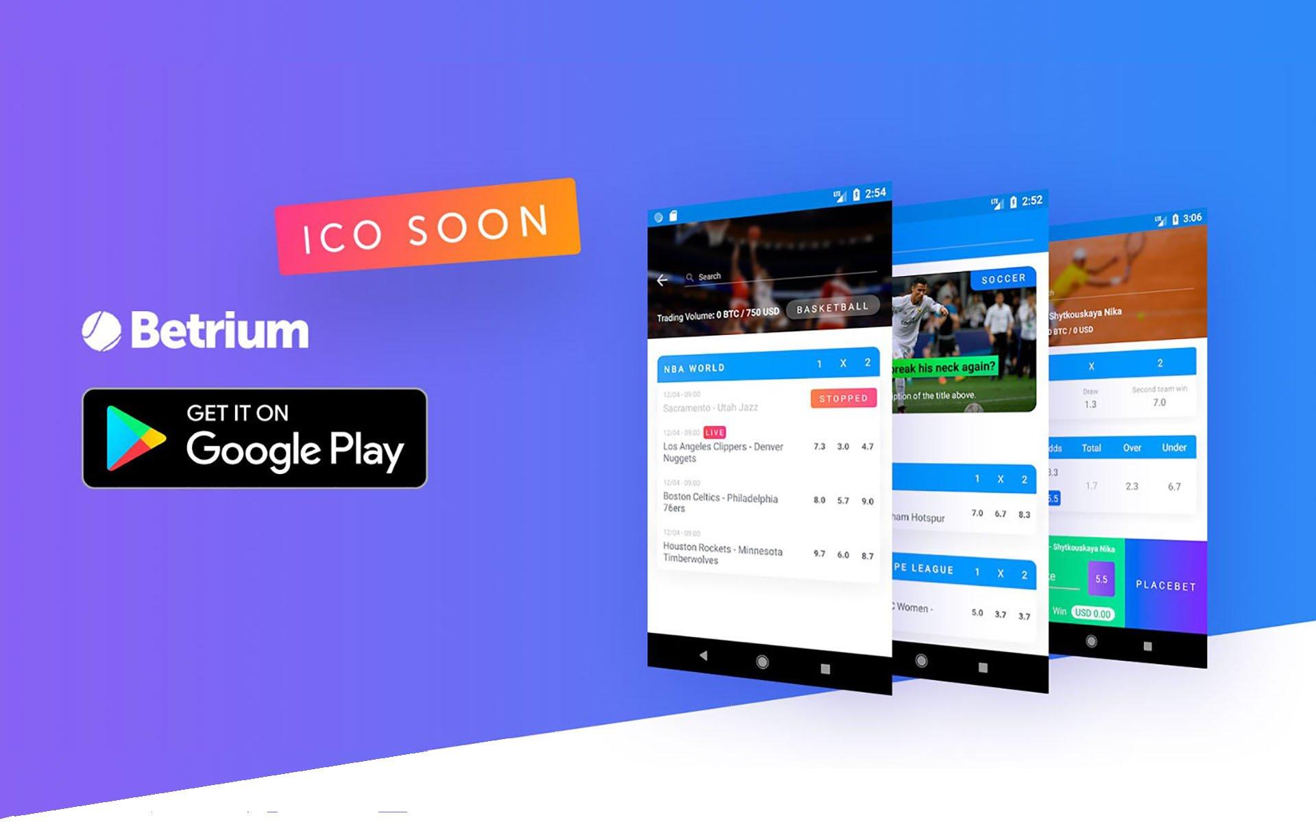 Betrium ICO Soon — 20% One Day Bonus, 4 Demos Released!
