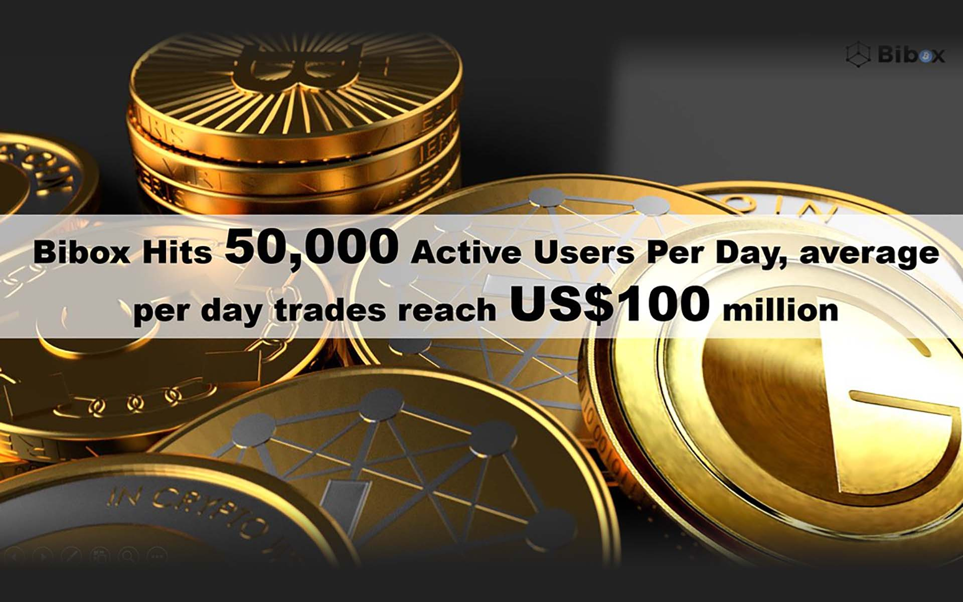 AI-based Bibox Digital Asset Exchange Platform Hits 50,000 Active Users Per Day in Five Months