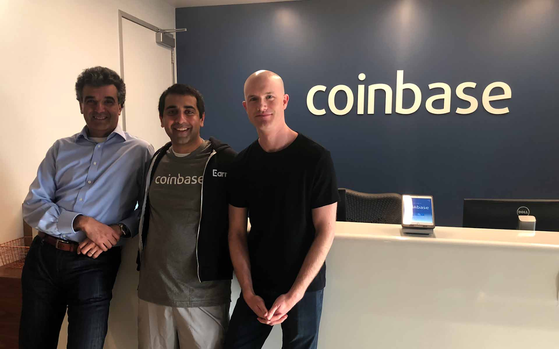 Coinbase Acquires Earn.com, Hires Superstar CTO Balaji Srinivasan