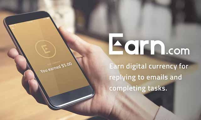 Coinbase acquires Earn.com