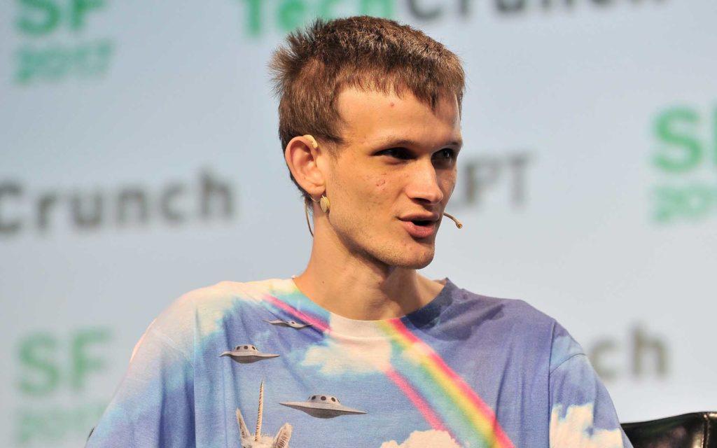Ethereum inventor Vitalik Buterin