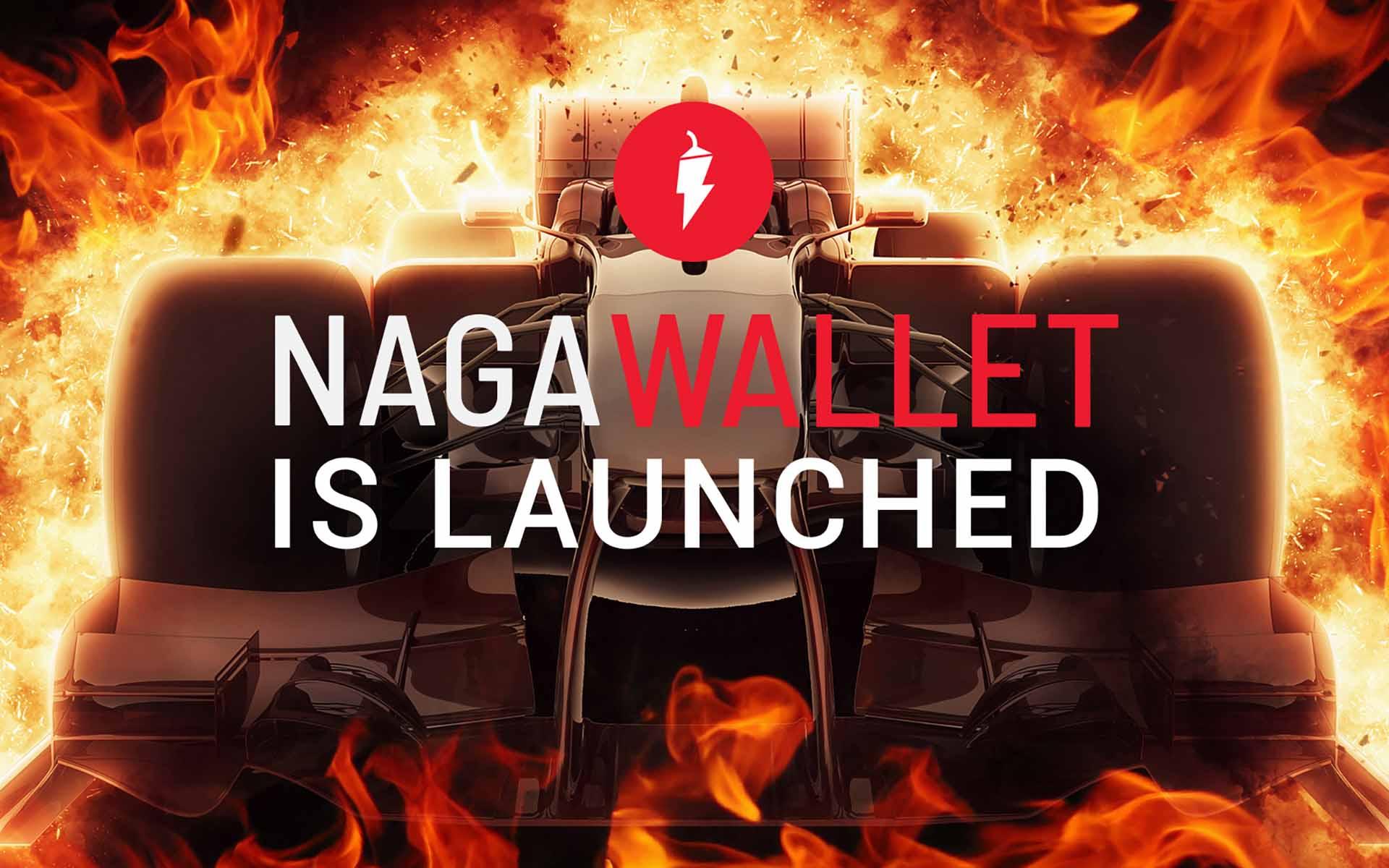 NAGA Has Launched the New NAGA WALLET