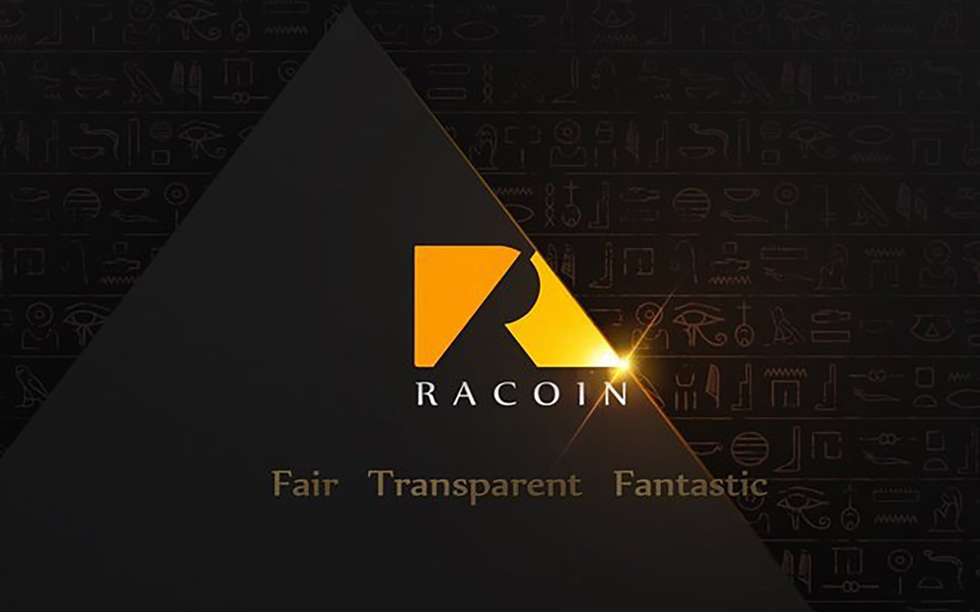 Racoin - A New Global Gambling Cryptocurrency