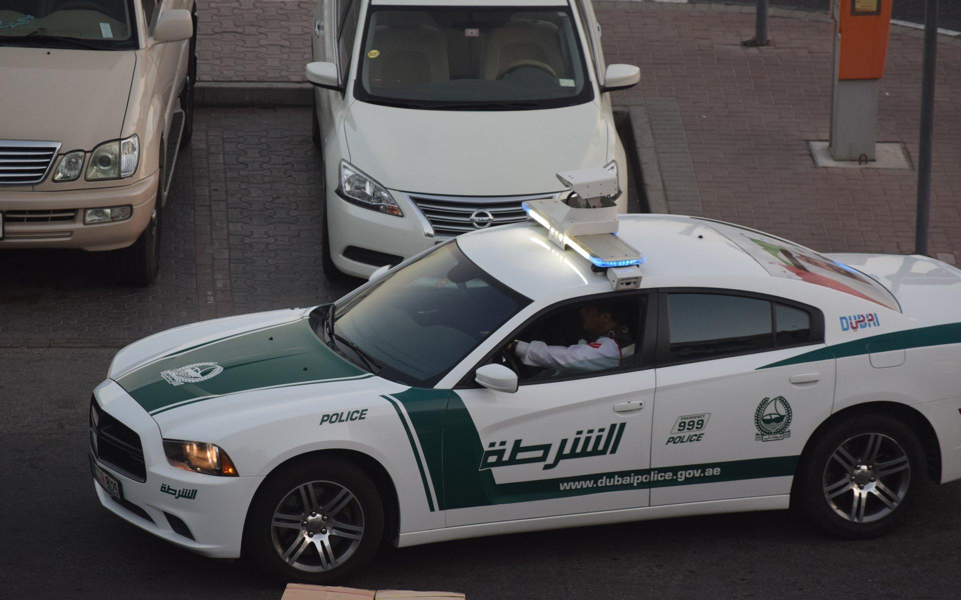 Dubai police robbery