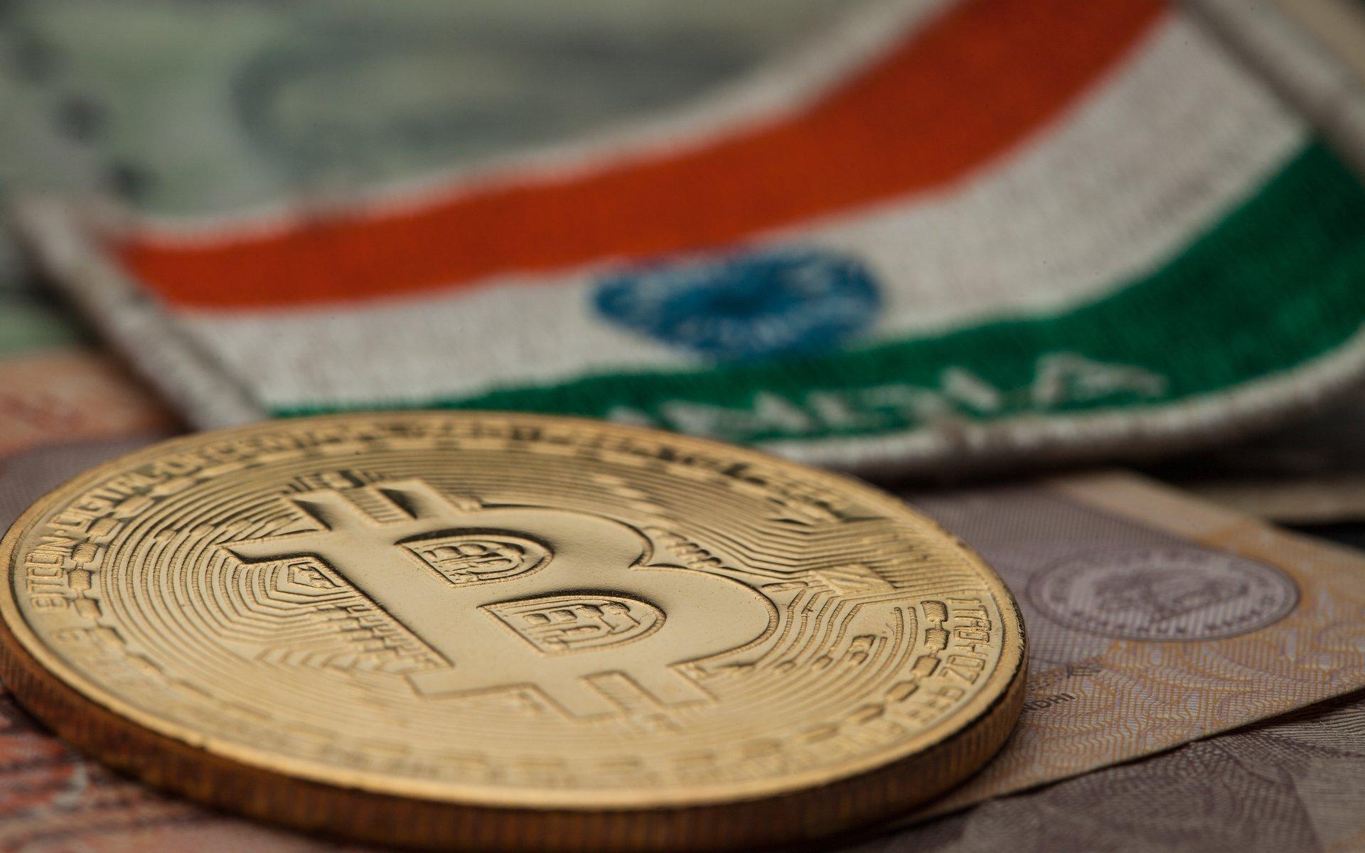 India bitcoin