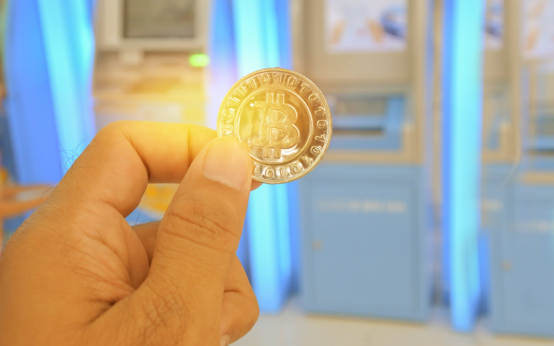 Coinsource Is Deploying Bitcoin ATMs In the U.S. Capital