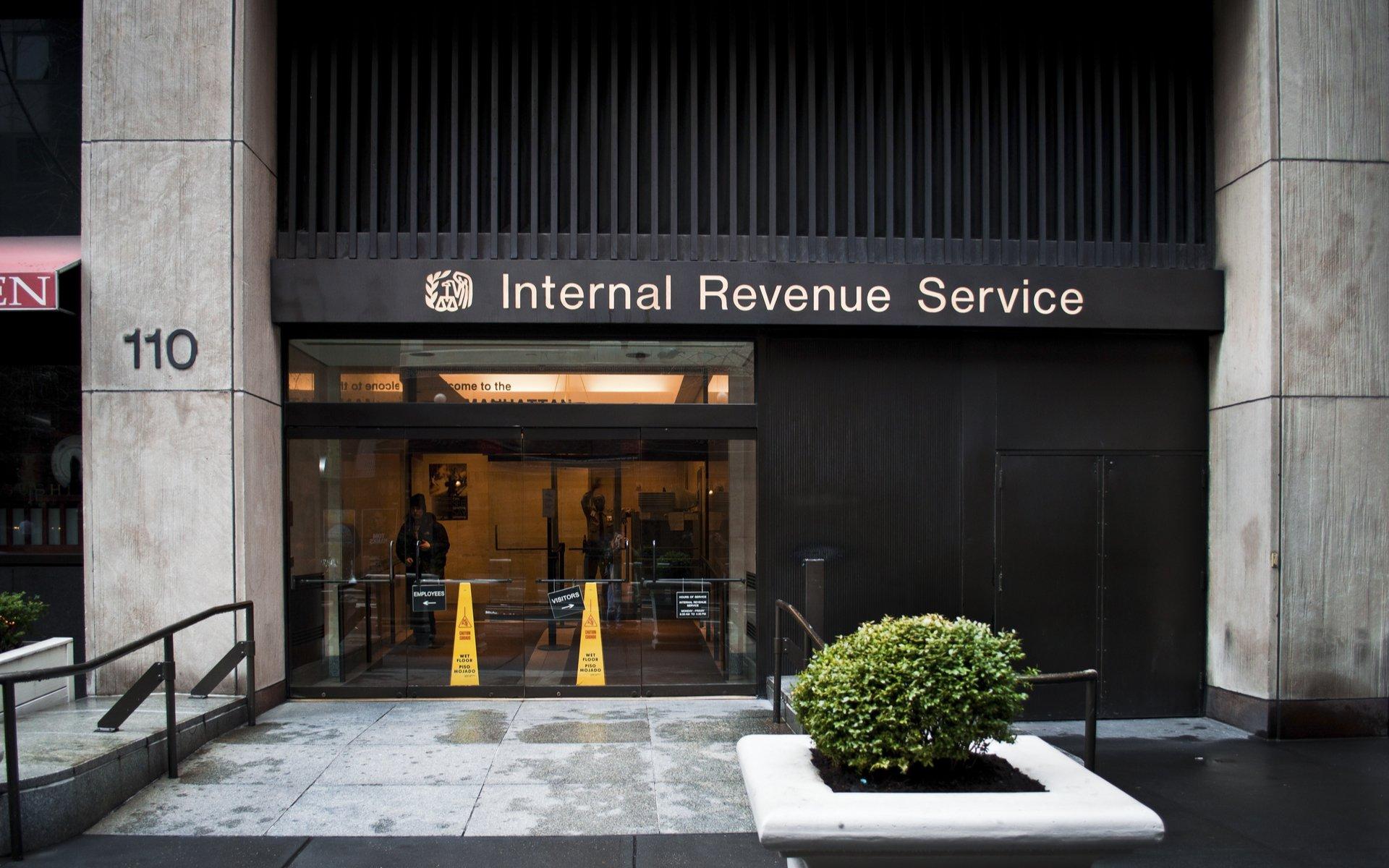 IRS taxes tax