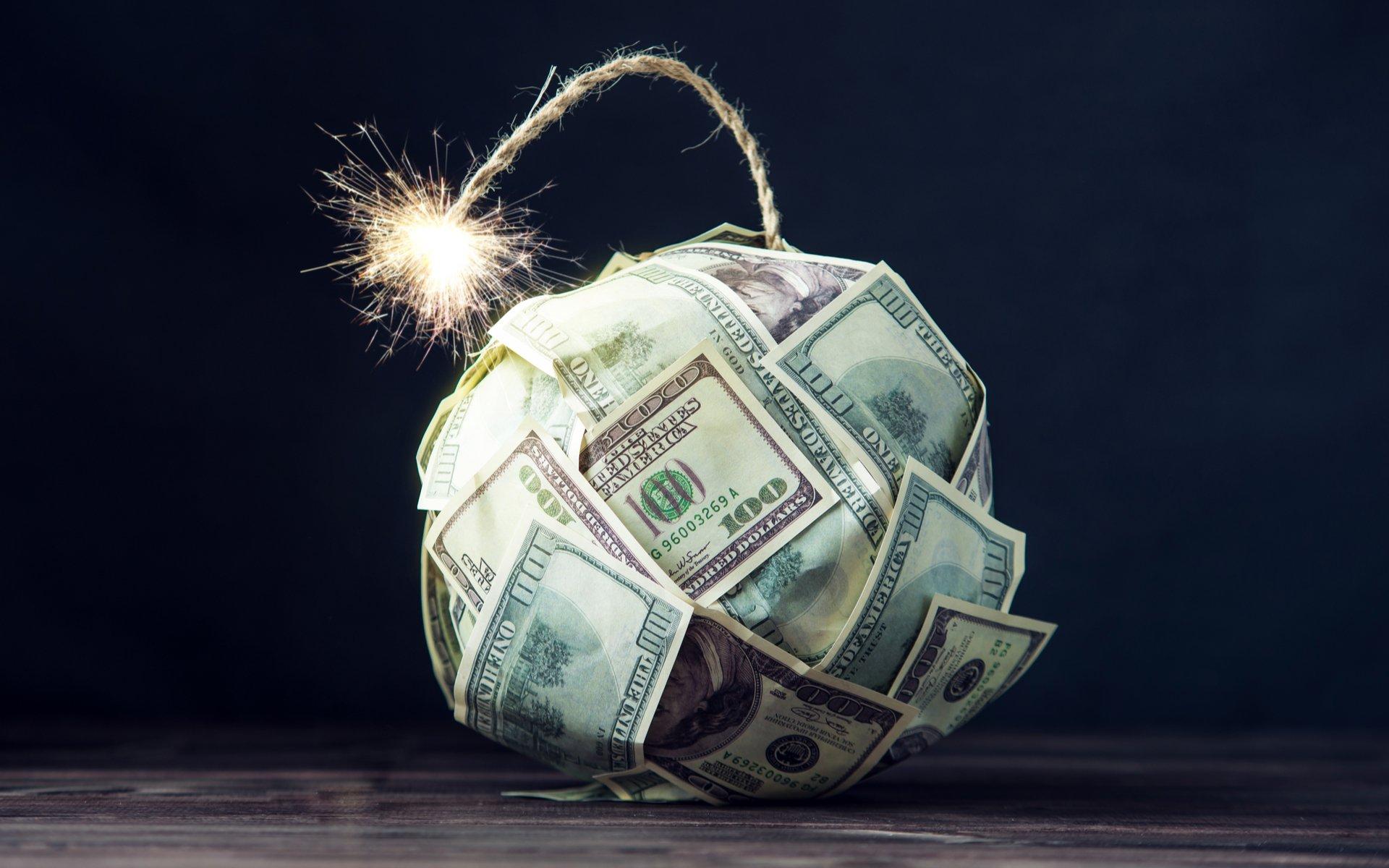 Dynamite bitcoin dollar